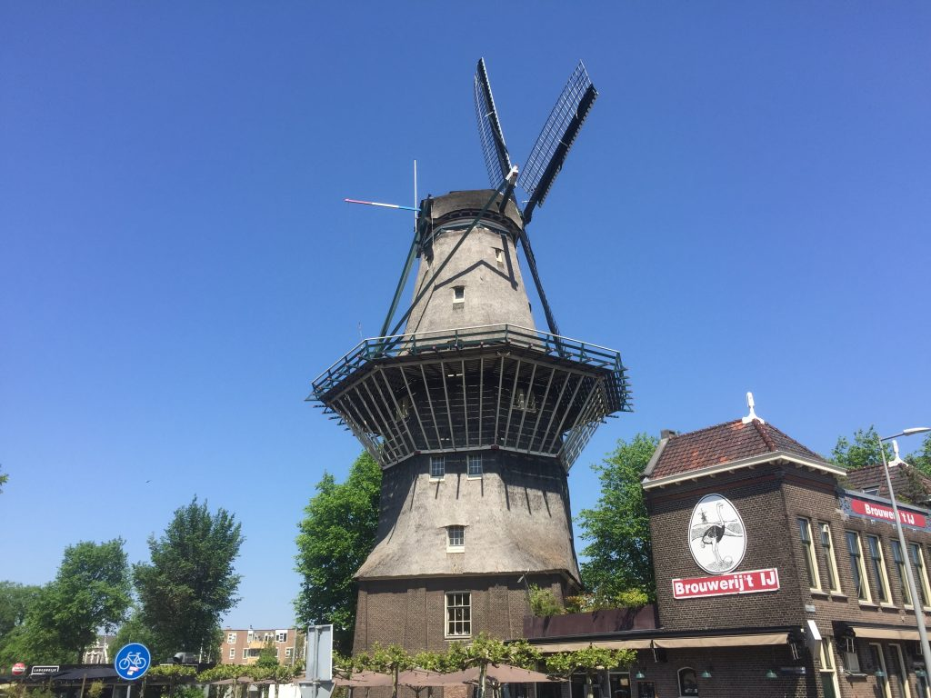 Amsterdam Windmill Tour brings you to amsterdam castle in muiden